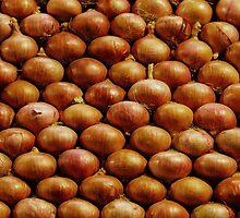 Onion effect by Irina Chuckowree