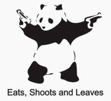 Punctuation Panda by jackford