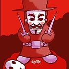 Shyguy Fawkes by edbot5000