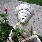The Garden Boy (weathering the seasons of life) by Rick Short