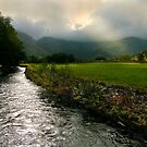 The Langdale Valley by Bootkneck