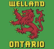 Welland, Ontario by OTIS PORRITT