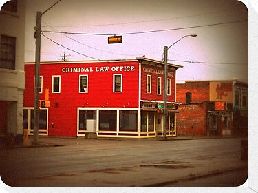 Criminal Law Office, Edmonton Alberta by Laura-Lise Wong