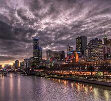 Vibrant Melbourne by Krishna Gopalakrishna