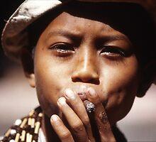 Smokin' by Jill Fisher