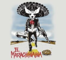 El Mariachihuahua by qetza
