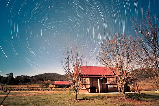 February Stars ... by Jared Revell