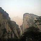 Hua Shan, Shaanxi, China by DaveLambert