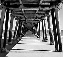 Under The Pier by davidjmsamson