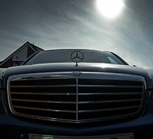 Mercedes Front End by AndrewBerry