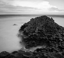 Giants Causeway, Northern Ireland by Andrew Watson