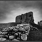 Duffus Castle, Moray, Scotland by Andrew Watson