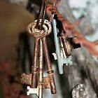 Keys From the Past by Penny Odom
