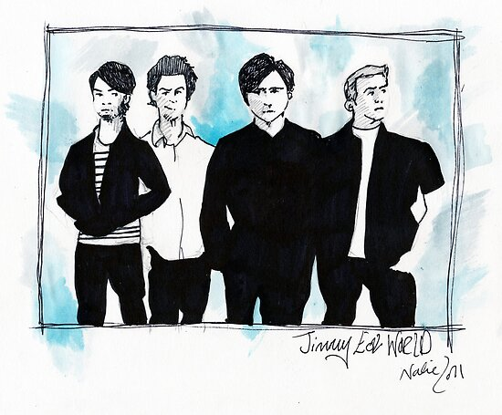 Jimmy Eat World by Natie-Marie