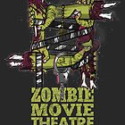 Zombie Movie Theatre (UK) by Stuart Fraser
