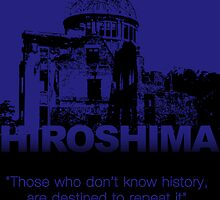YES, IT HAPPENED (Hiroshima) by Yago