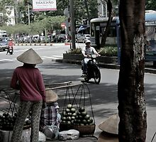 This is Saigon... by Francisco Vasconcellos