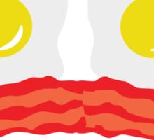 Bacon - Breakfast's Delicious Mustache Sticker