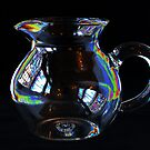 Rainbow Jug by sweetairhead