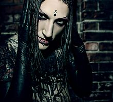 Chris Motionless by gAkPhotography