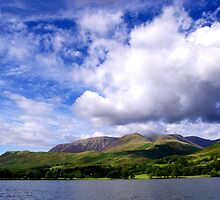 Lake Buttermere 3 by 7-2521