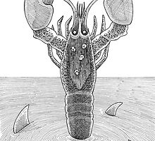 Lobster by Gavin L. O'Keefe