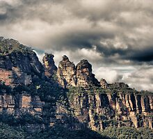 The Three Sisters by Edward Chiofalo