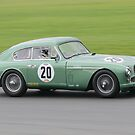 Aston Martin DB2 by Nigel Bangert