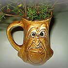 **GRUMPY** flower jug by EdsMum