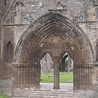 Elgin Cathedral, Scotland (1) by lezvee
