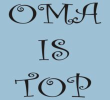 Oma is top by stuwdamdorp