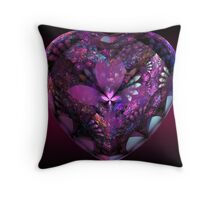 Your Lovely Heart Throw Pillow