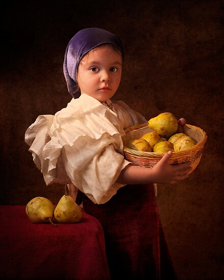Pears by Bill Gekas