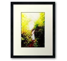 Young Princess Framed Print
