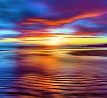 Spectrum Beach by David Alexander Elder