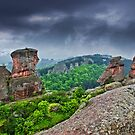 Belogradchik Rocks, Bulgaria by Ivo Velinov