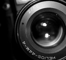 Lens View by AndrewBerry