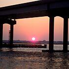 Harbor Sunrise - Atlantic City  ^ by ctheworld