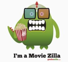 I'm a Movie Zilla by geekszilla