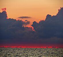 Sunset in Hiiumaa by tutulele