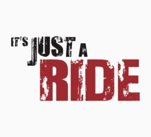 It's just a ride by Robert Hutchinson