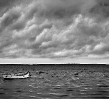 A Storm Approaches - Eastern Carolina by NCBobD