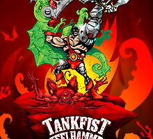 Tankfist Steelhammer IN HELL! by Simon Sherry