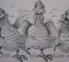 Chicken Dance by Sally Ford