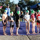 Kingscliff Triathlon 2011 Swim leg C231 by Gavin Lardner