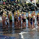 Kingscliff Triathlon 2011 Swim leg C250 by Gavin Lardner