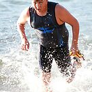 Kingscliff Triathlon 2011 Swim leg C266 by Gavin Lardner