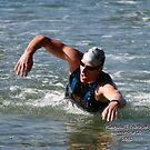 Kingscliff Triathlon 2011 Swim leg C360 by Gavin Lardner