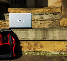 Outside VAIO Break by AndrewBerry