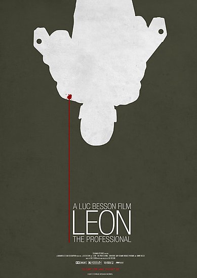 Leon - The Professional by forgedesignwork